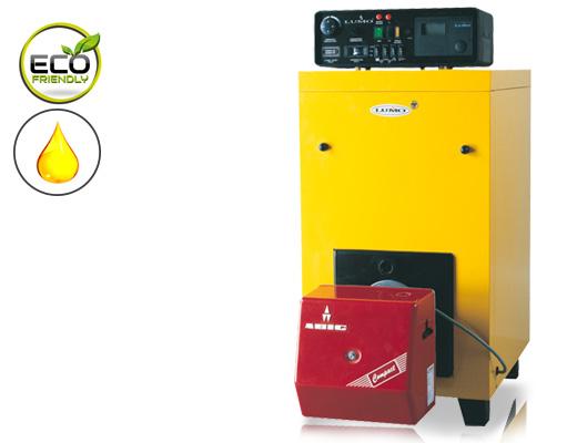 Kocioł olejowy Lumo 20-500kW