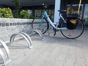 Stojak rowerowy Lumo